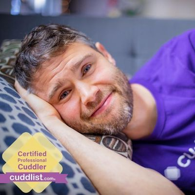 Avatar for Cuddle Therapy & Self Growth Coach - Kyle Hoffman
