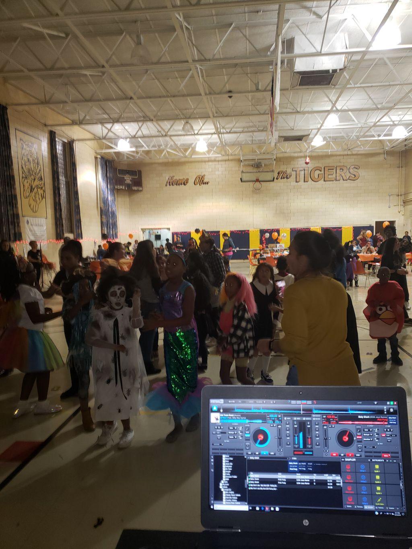 OLMC Halloween Party