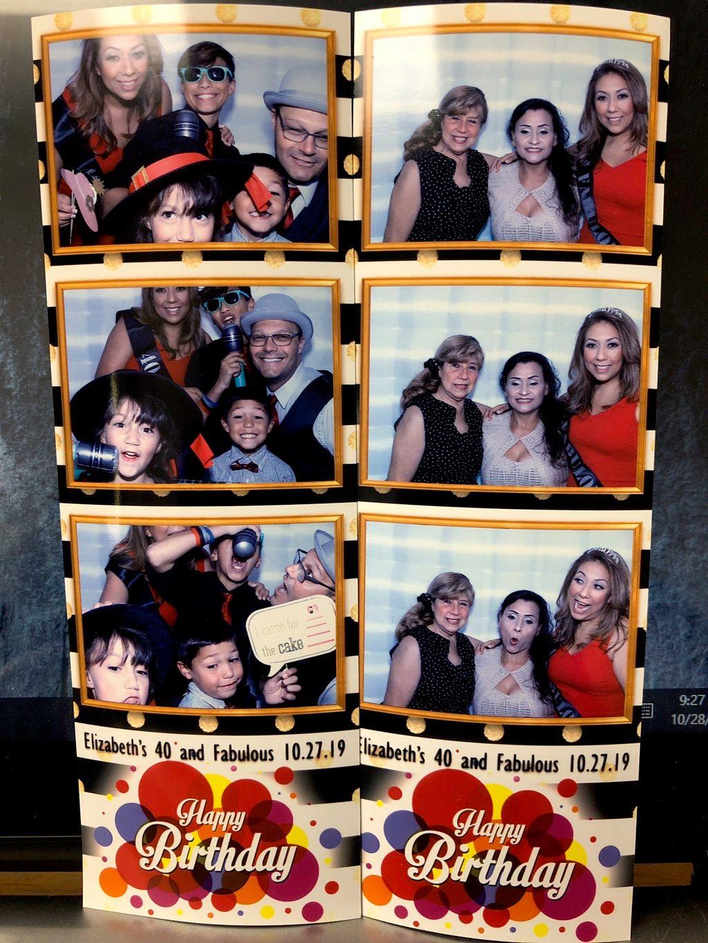 Photo Booth Rental - Sacramento 2019