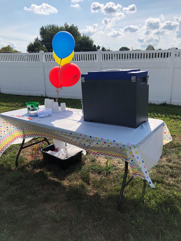 Adams 1st birthday