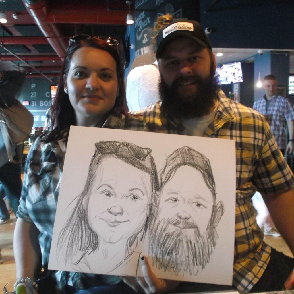 Boston Caricature Artists