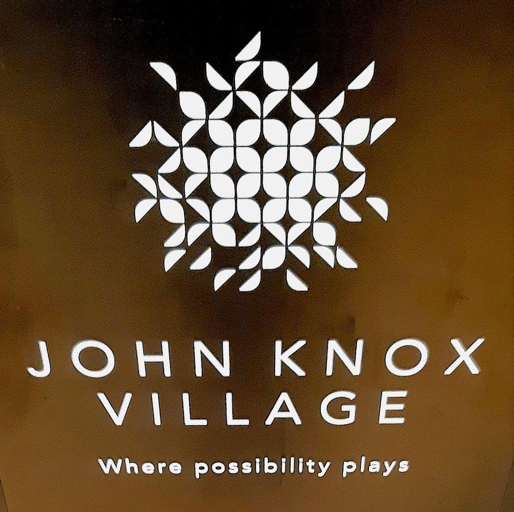 Adult Magic Show at John Knox Village - 2019