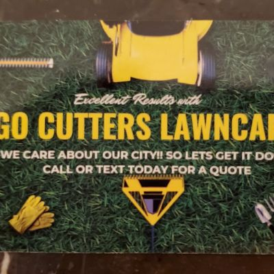 Avatar for Go Cutters Lawncare services Highland Park, MI Thumbtack
