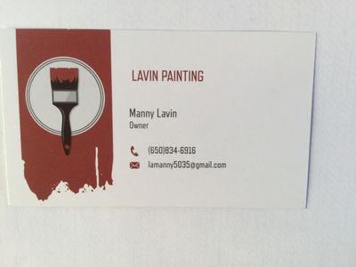 Avatar for Lavin painting San Bruno, CA Thumbtack