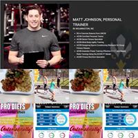 Online Fitness and Nutrition Coaching