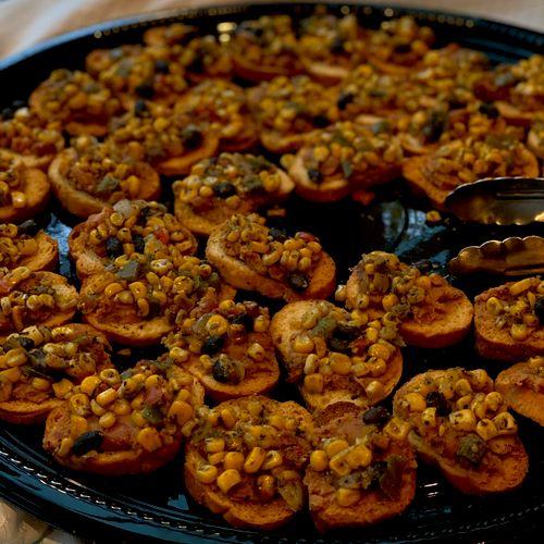 Appetizers: Southwestern Bites (vegan)