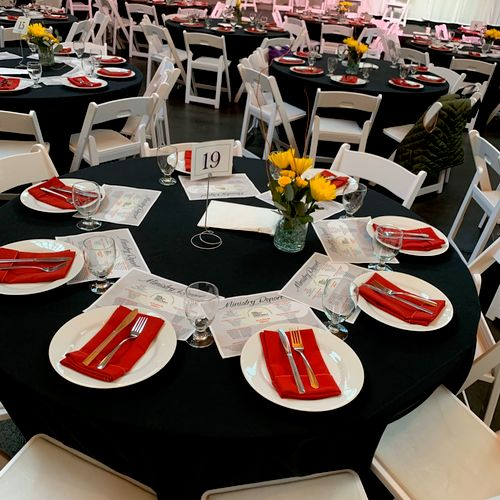 Formalware for events