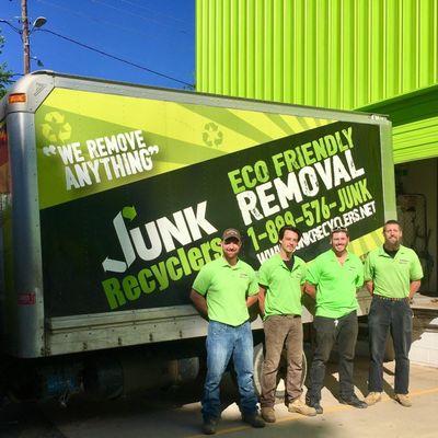 Junk Recyclers Inc Asheville, NC Thumbtack