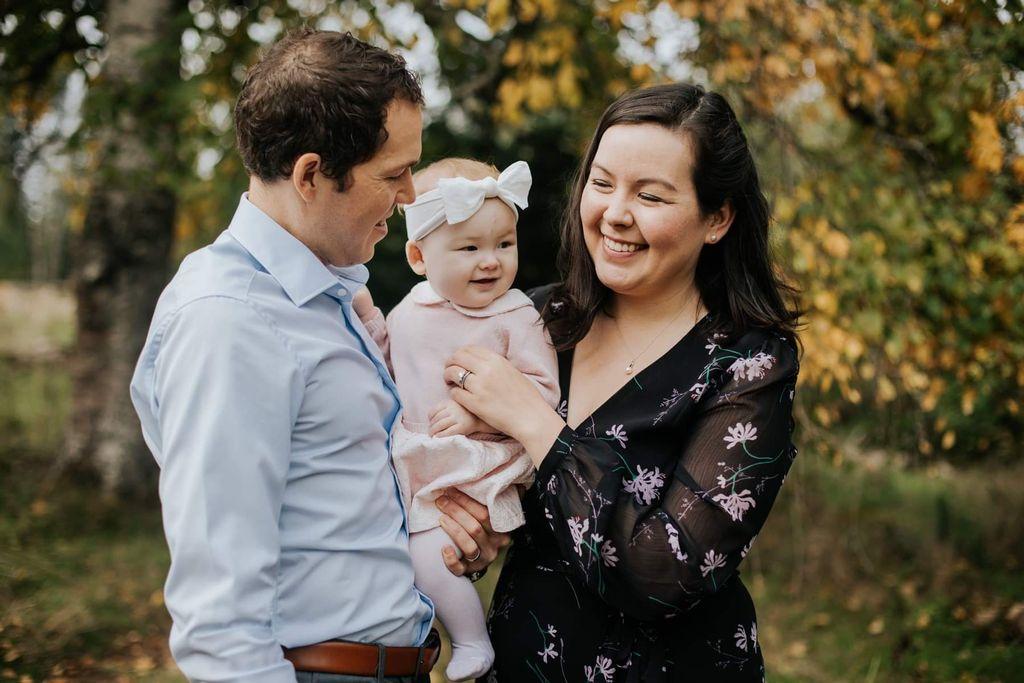 Autumn Family Session