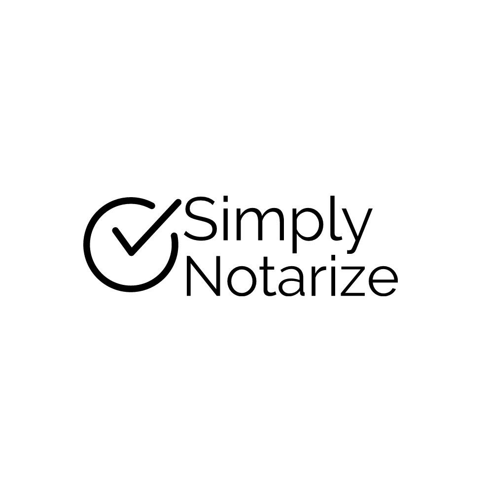 Simply Notarize- Online Notary Services