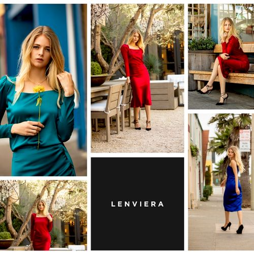 Commercial Photography - Lenviera Fashion Apparel