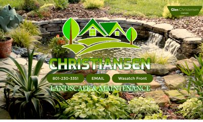 Avatar for Christiansen Landscape Draper, UT Thumbtack