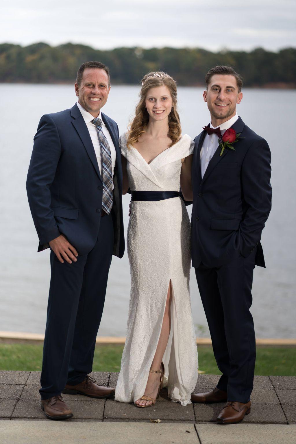Wedding Officiant - Sherrills Ford 2019