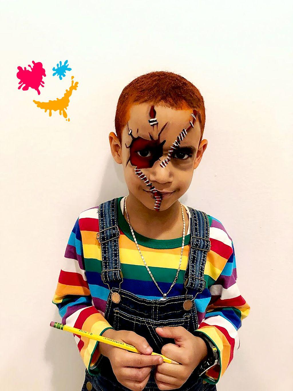 Chucky & Bride - Children's Costumes