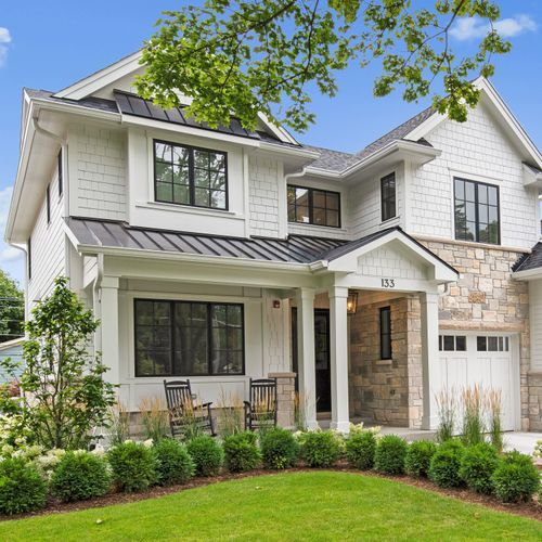 New Custom Home Arlington Heights