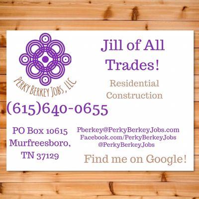 Avatar for Perky Berkey Jobs, LLC