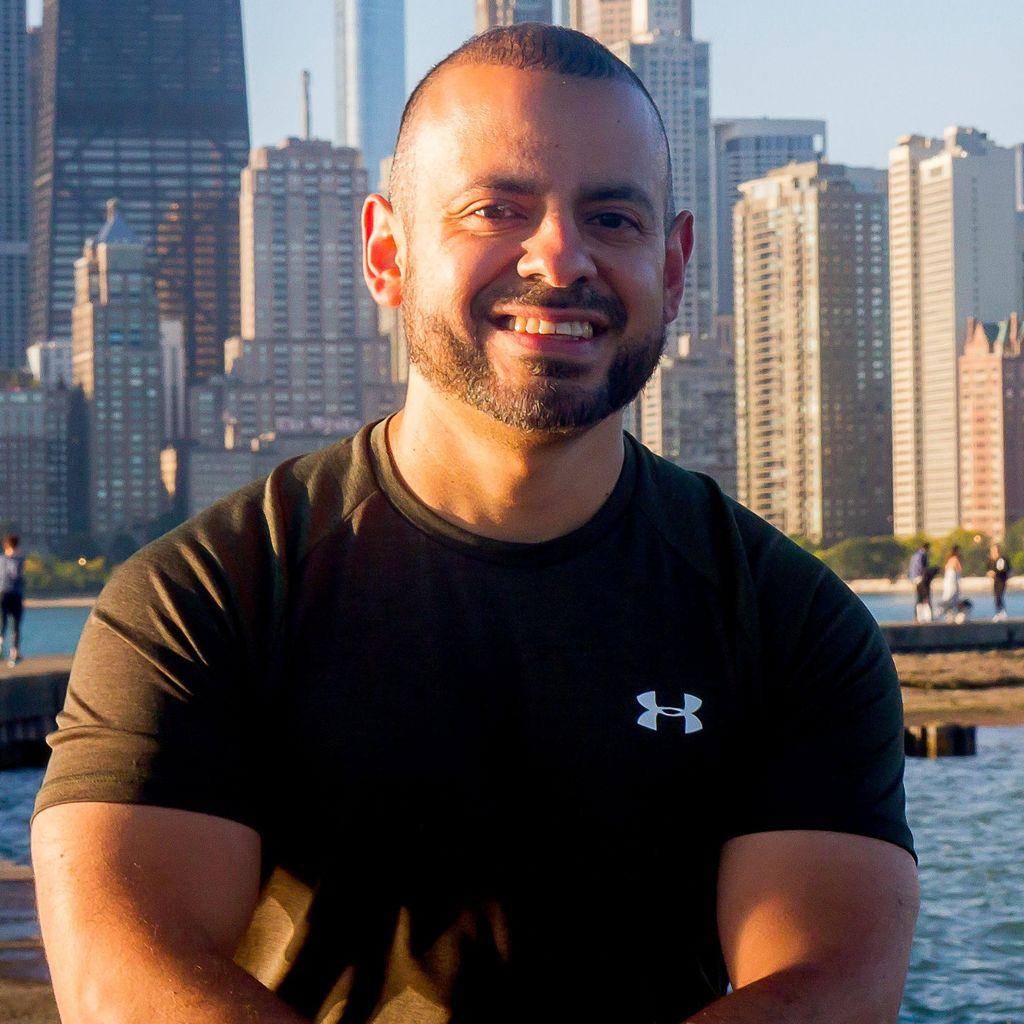 House Call - Personal Trainer Sal Castaneda
