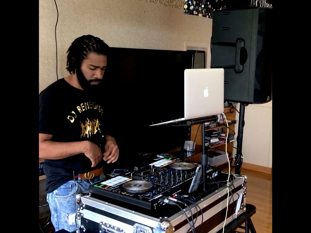 DJ - Arlington 2019