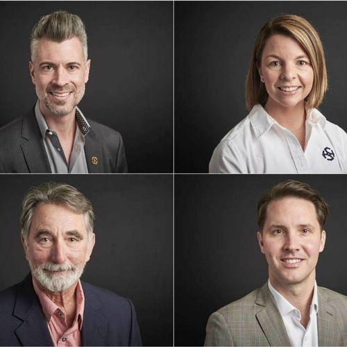 Dallas firm's headshots - consistency is key