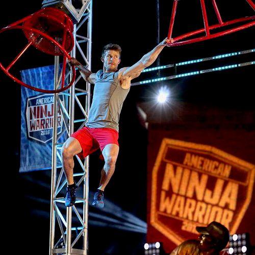 American Ninja Warrior Athlete