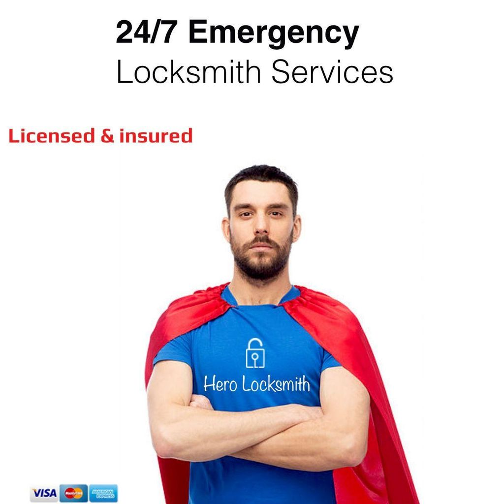Hero Locksmith LA