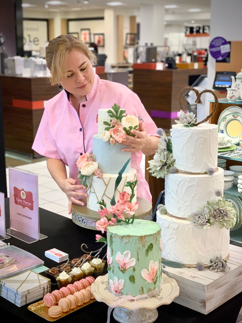Cakes&Pastries by Rossana