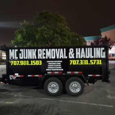 Avatar for MC Junk Removal & Hauling Santa Rosa, CA Thumbtack