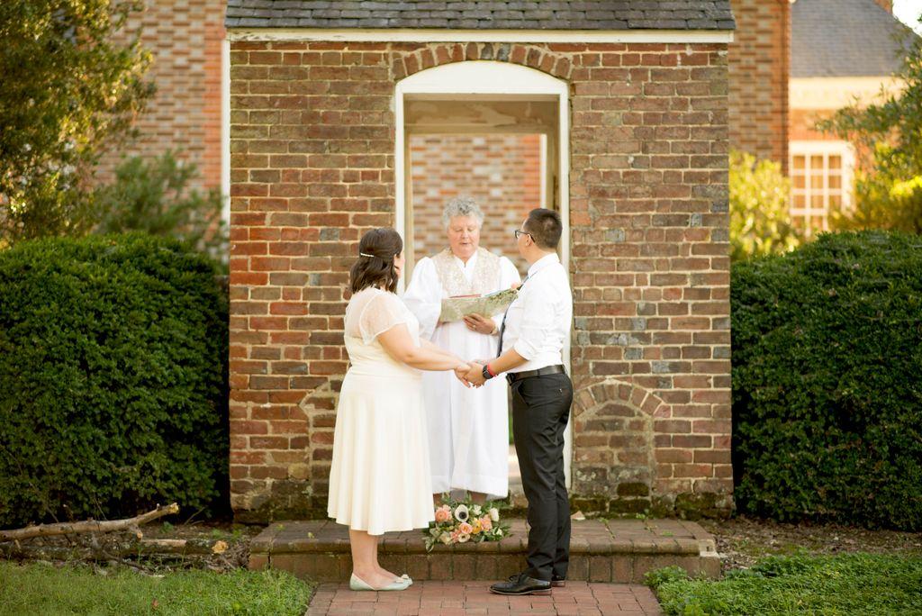 Wedding Officiant - Hanover 2019