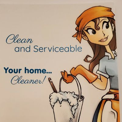 Avatar for Clean and Serviceable