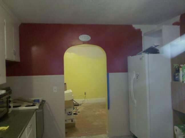 Apartment Paint