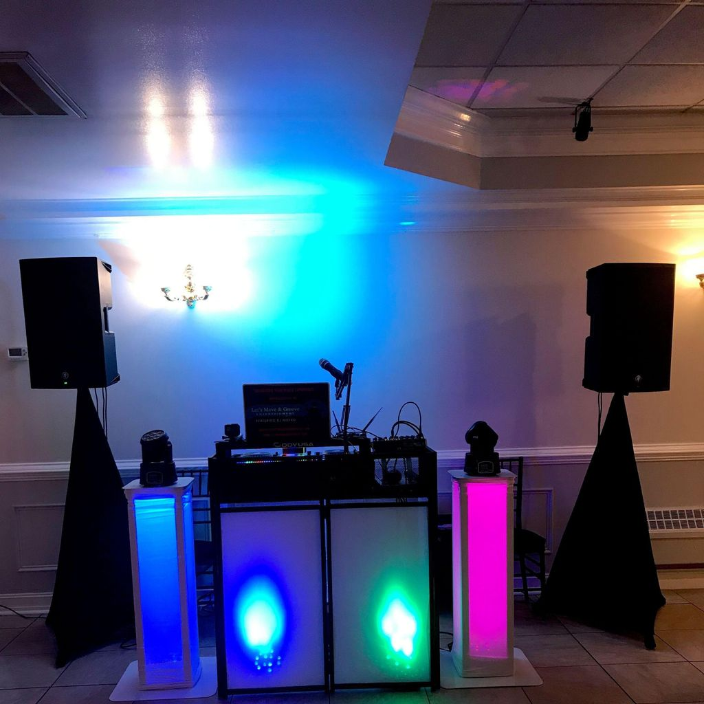 Let's Move and Groove Entertainment