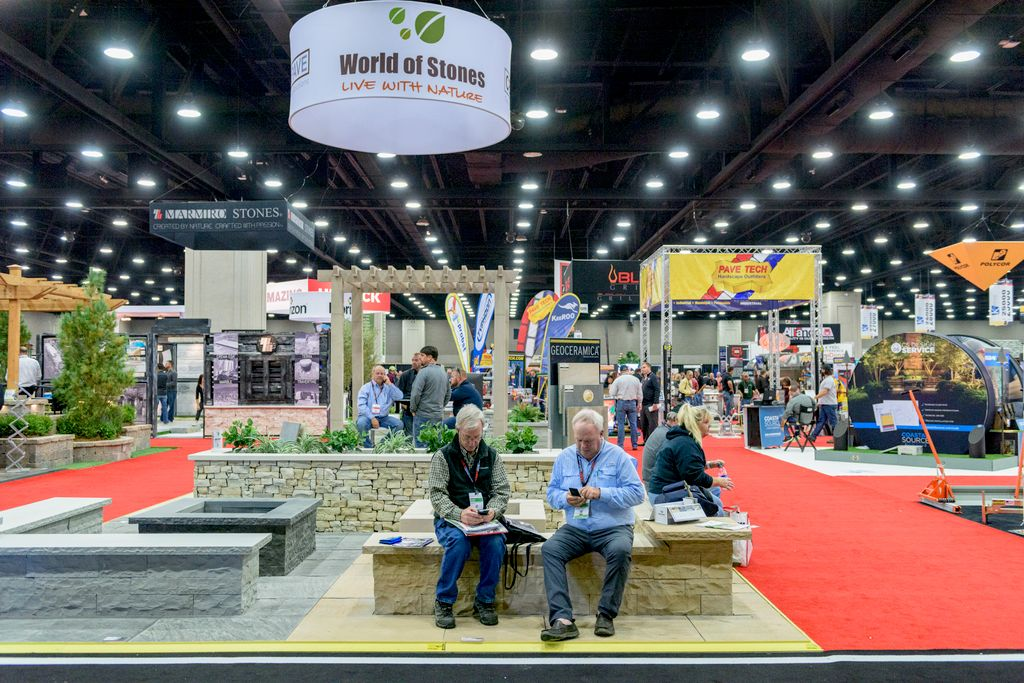 Green Industry Expo for Landscape Management Magazine