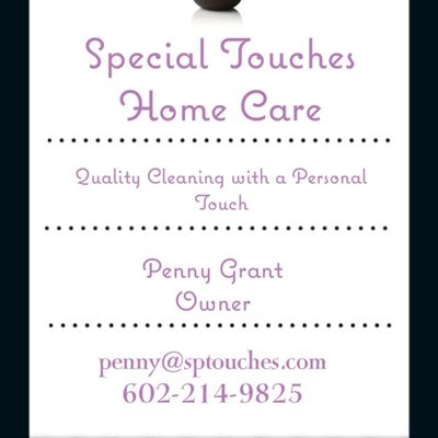Avatar for Special Touches Home Care Cave Creek, AZ Thumbtack