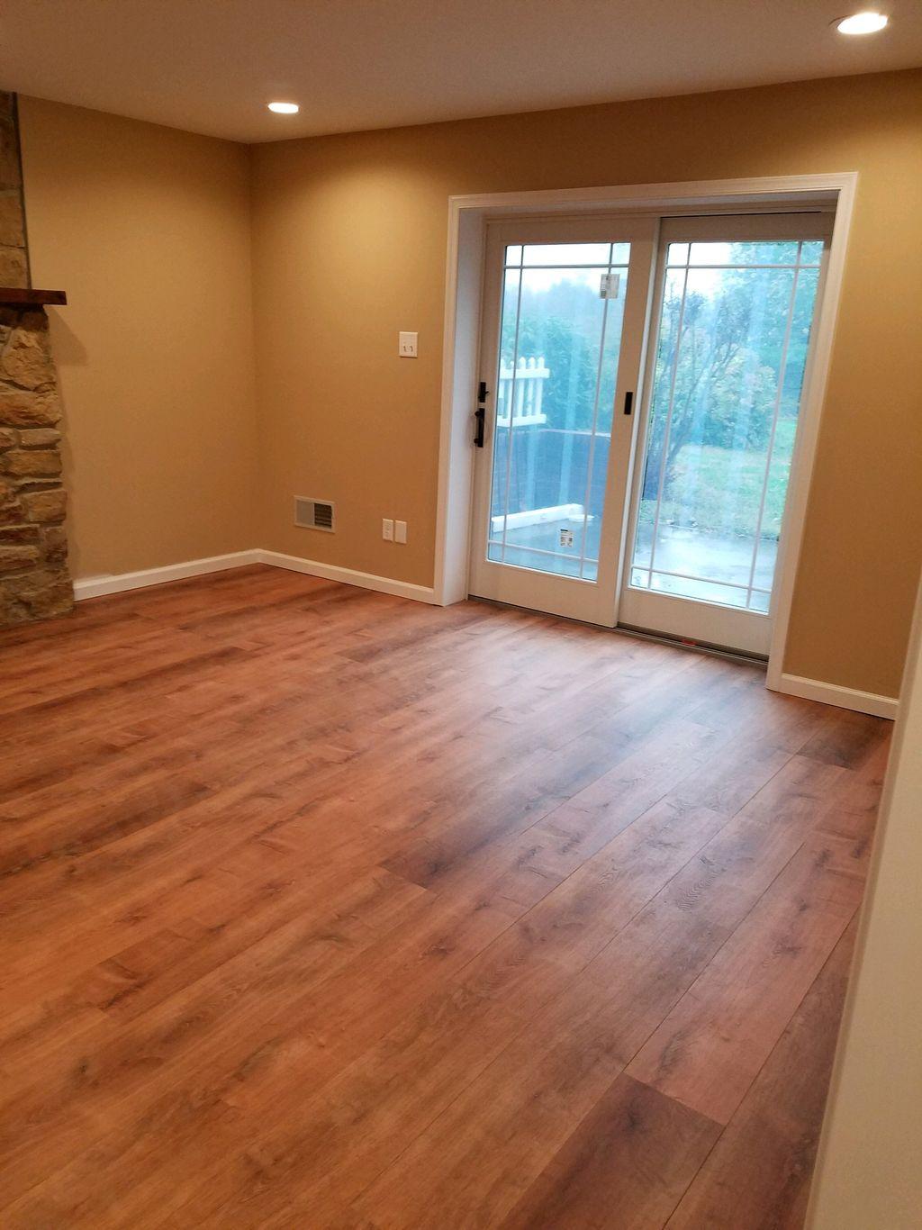 Floor Install 2019