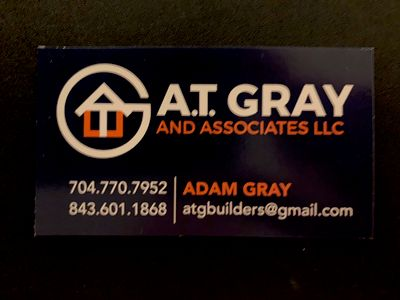Avatar for A.T. Gray and Associates LLC Indian Trail, NC Thumbtack