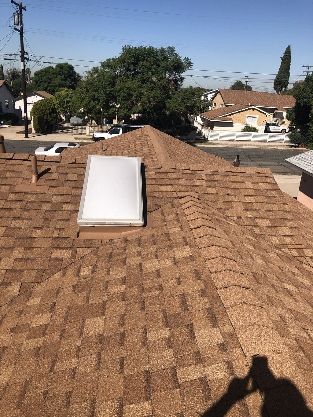 The Pierce Family Roof