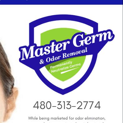 Master Germ and Odor Removal