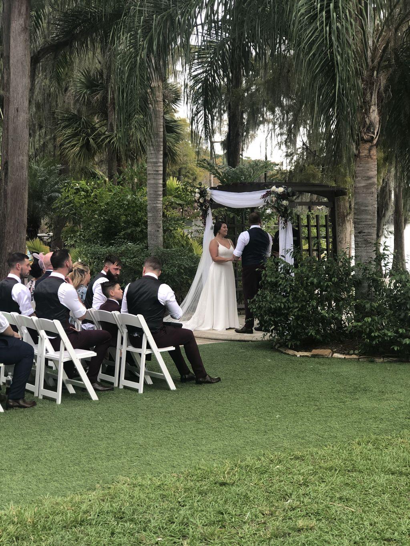 Emilie and Marks Wedding