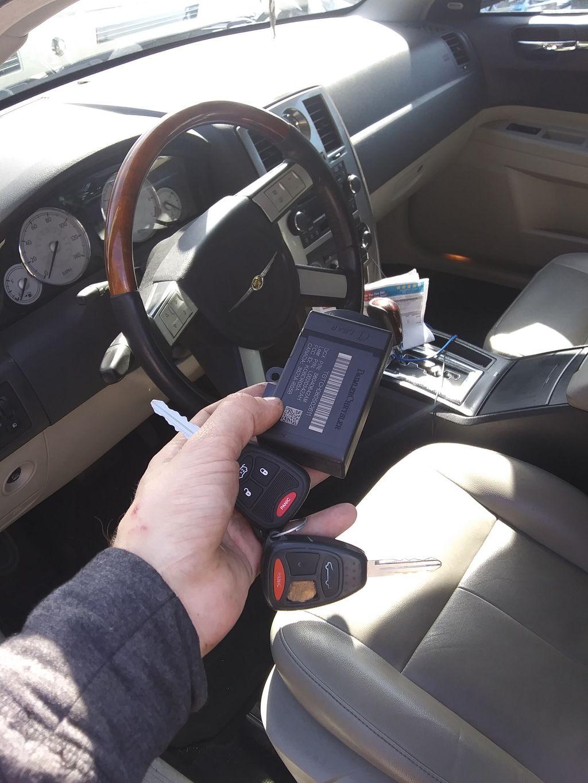 Key make and repair Chrysler 300