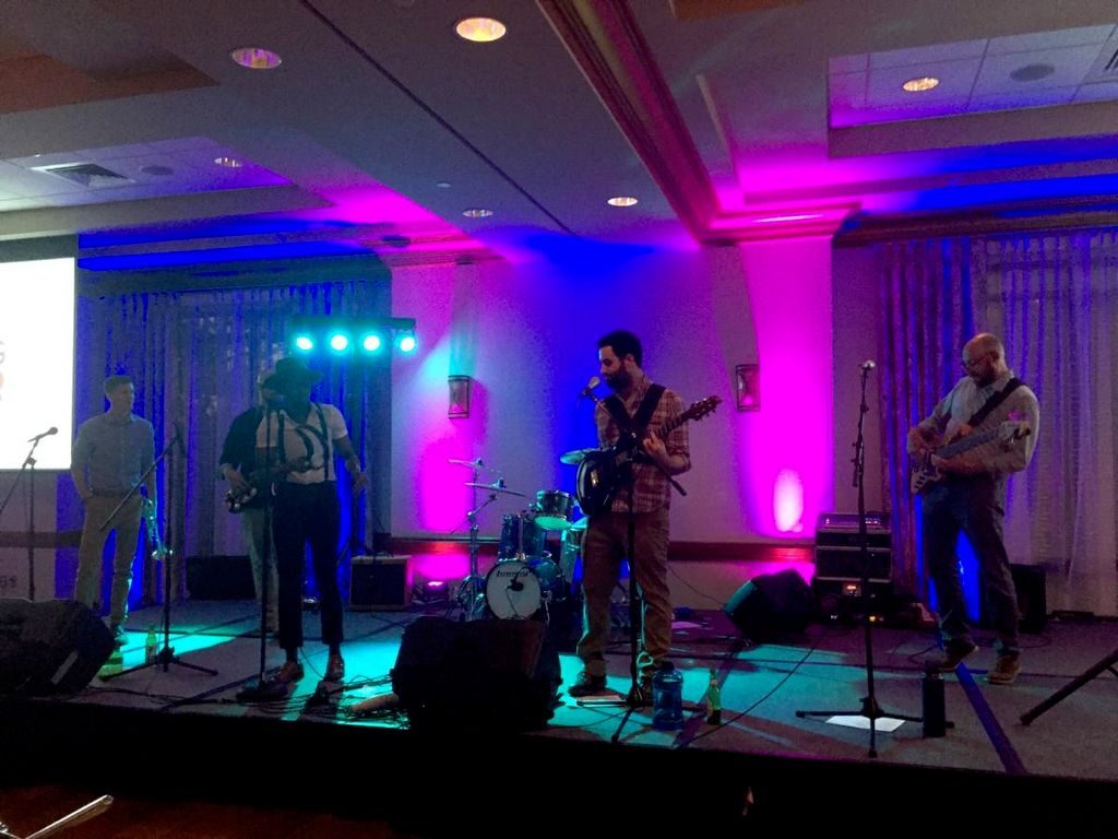 Music Entertainment - MD Workforce Association Conference