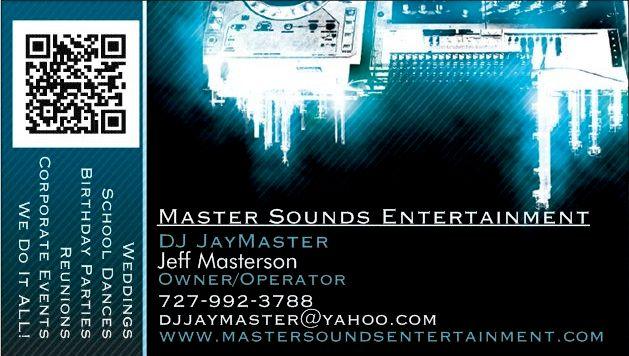 Master Sounds Entertainment