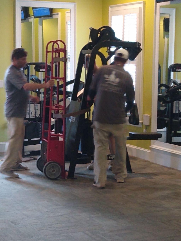 Furniture Moving and Heavy Lifting - Tuscaloosa 2019