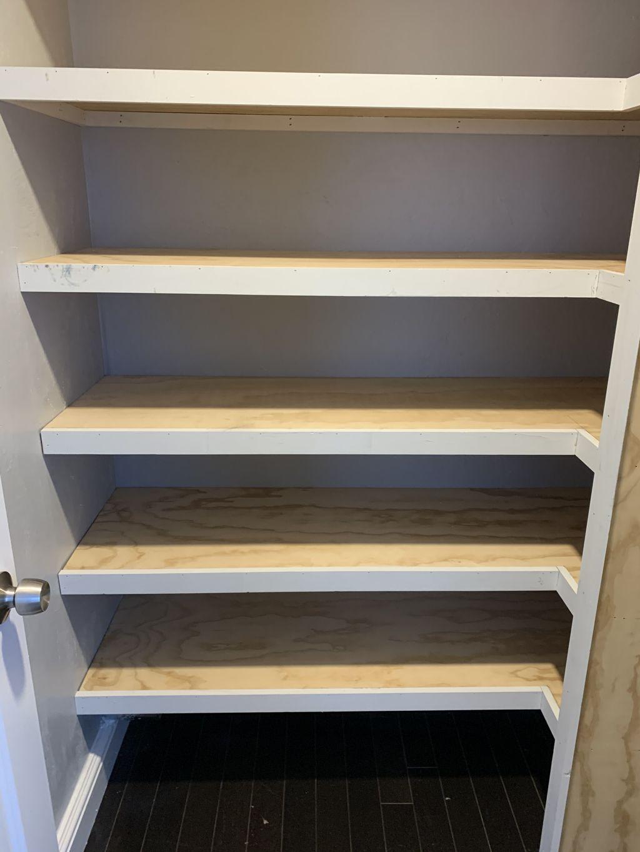 Shelf painting