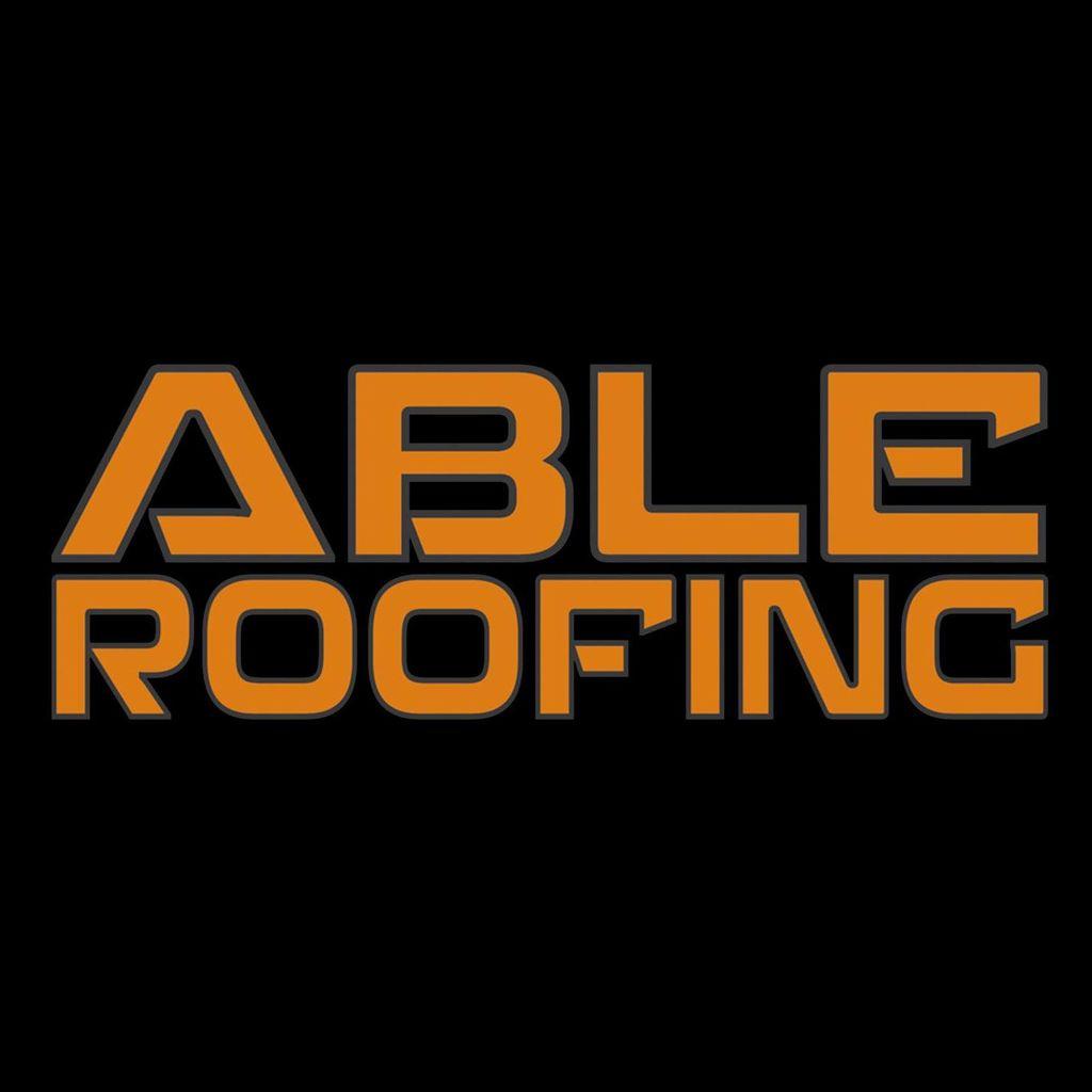 Able Roofing Company Mcdonough Ga