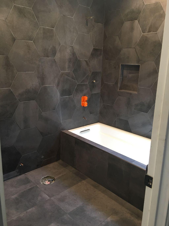 Recent bathroom