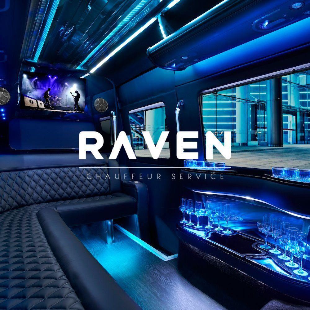 RAVEN Chauffeur & Party Bus Service