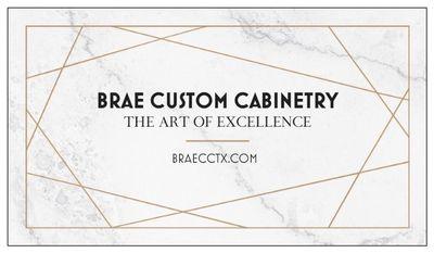 Avatar for BRAE CUSTOM CABINETRY San Antonio, TX Thumbtack