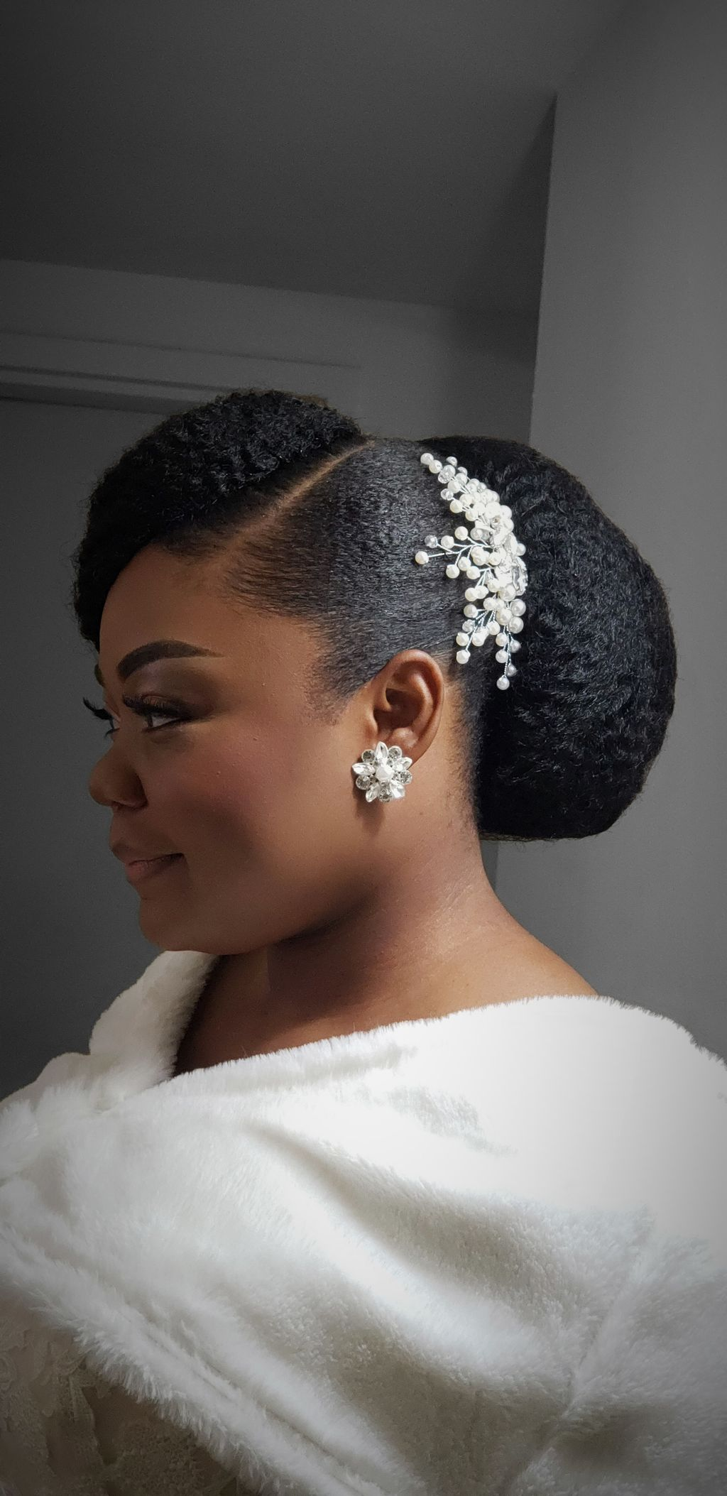 Wedding and Event Hair Styling - Reston 2019
