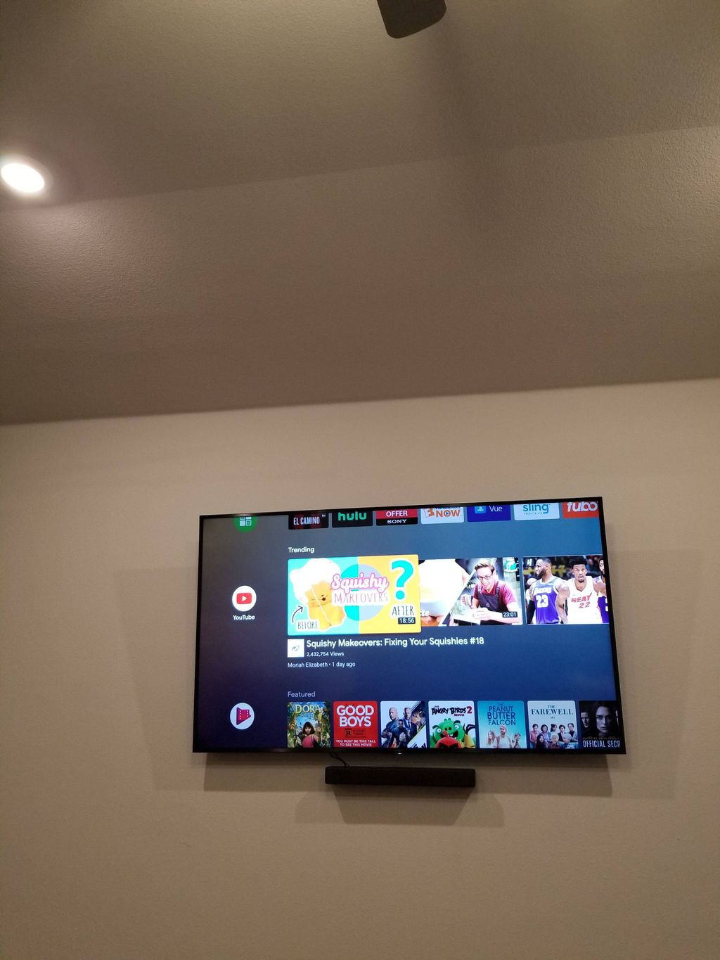 TV Mounting - Carrollton 2019