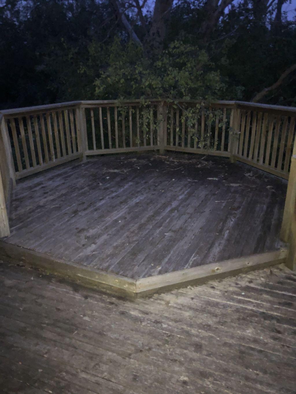 Large Deck Repair